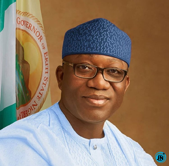 BREAKING: Ekiti State Government Orders full and total shut down and 12-hour dusk to dawn curfew in the State